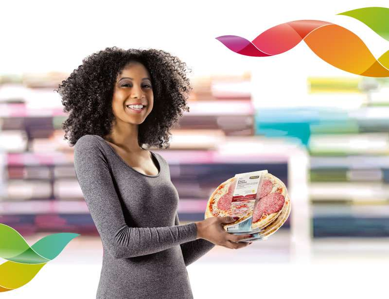 Branding by Banding® offers opportunities in all sectors of the industry. The most well-known applications can be found in the food industry